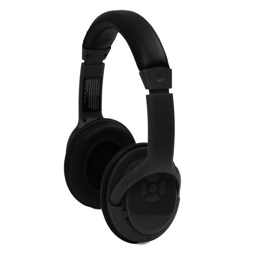 Craig Bluetooth Stereo Headphone- Black