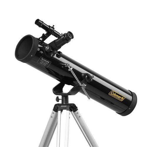 Coleman Astrowatch 76 Reflector Telescope