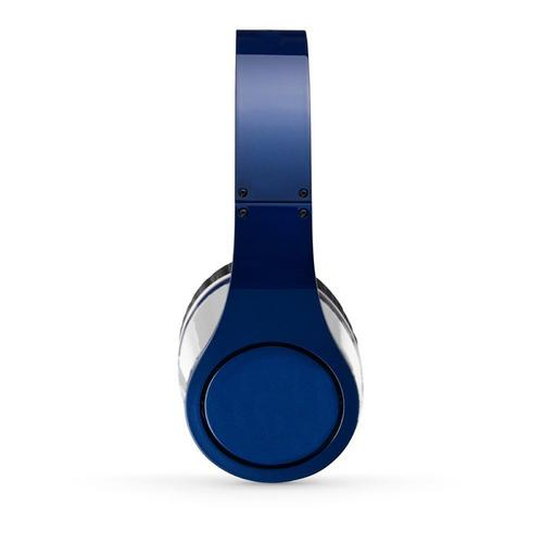 Craig Foldable Stereo Headphone, Blue
