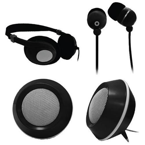 Craig 3 In 1 Audio Combo Pack-BLACK