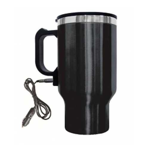 Brentwood Electric Coffee Mug W/ Wire Car Plug