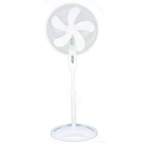 "16"" Oscillating Stand Fan 5 Blade"