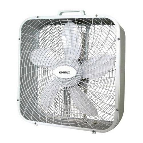 Optimus 20 in. Box Fan