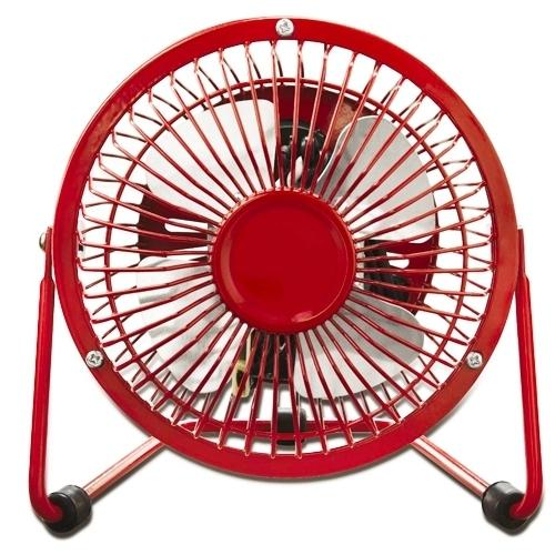 "Optimus 4"" Personal Metal Fan"