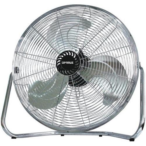 "Optimus 12"" Industrial Grade High Velocity Fan - Painted Grill"
