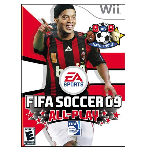 FIFA Soccer 09 All Play for Nintendo Wii
