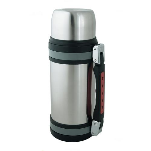 Brentwood 1.0L Vacuum S/S Bottle With Handle