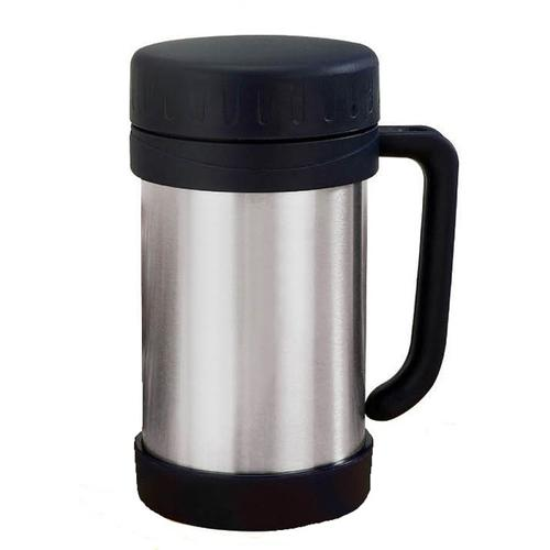 Brentwood 0.5L Vacuum Food Thermos With Handle S/S
