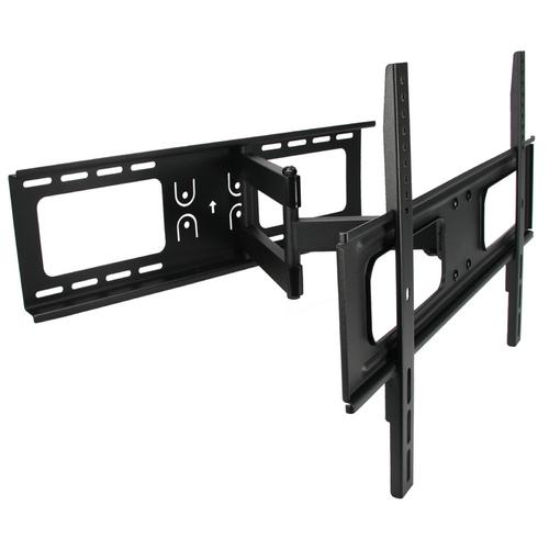 MegaMounts Full Motion Wall Mount for 32-70 Inch Displays