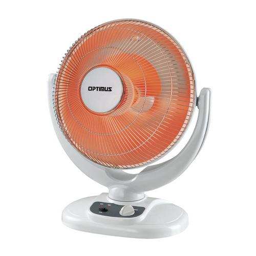 Optimus 14 in. Ocillating Dish Heater