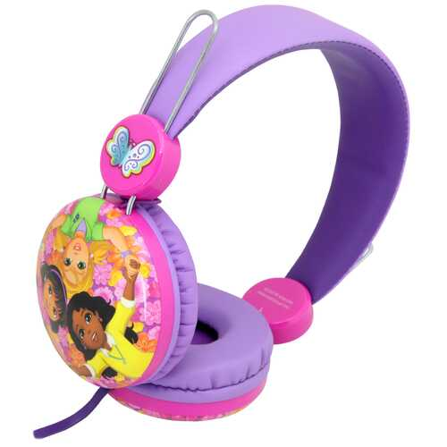 Dora The Explorer Kids Over The Ear Headphones