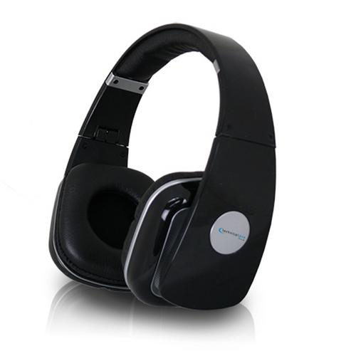 Technical Pro Adjustable Hheadband Professional Headphones- Black