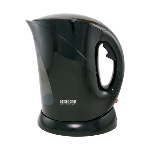 Better Chef 1.7 Liter Cordless Kettle- Black