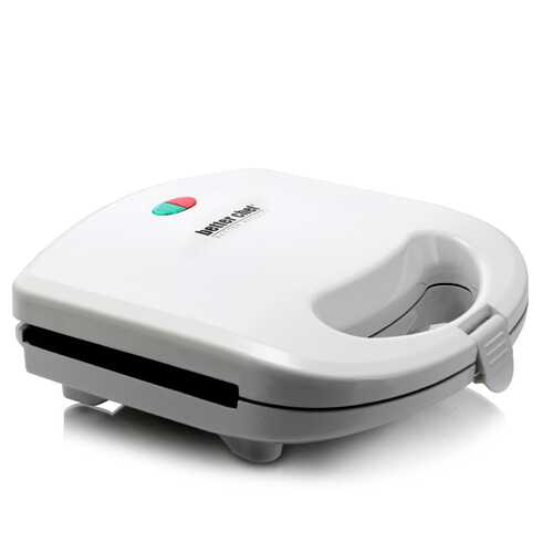 Better Chef Nonstick Sandwich Maker Grill in White