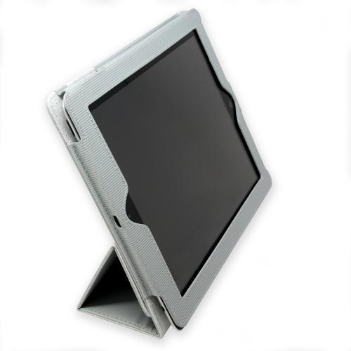 Tri-Fold GreyFolio Case for iPad 4