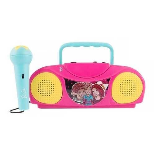 Barbie Portable Radio Karaoke with Microphone