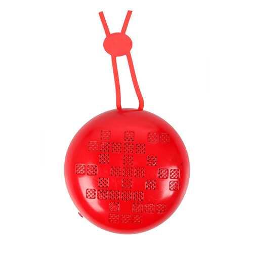 Naxa Neckband Speaker with Bluetooth®- Red