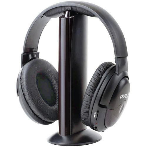 Pyle  Professional 5 in 1 Wireless Headphone System