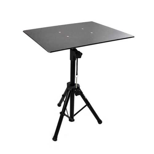 PylePro - PLPTS3 - Pro DJ Laptop Tripod Adjustable Stand For Notebook Computer