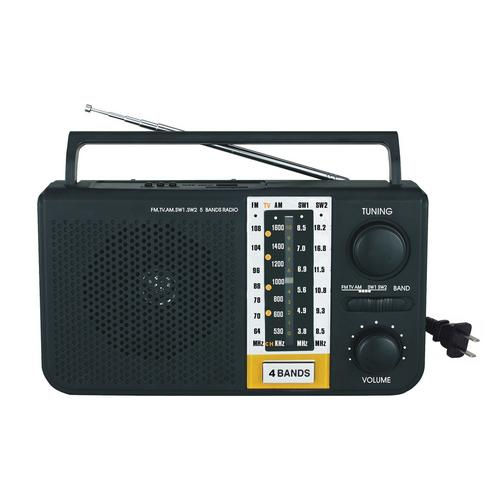 Supersonic 5 Band AM/FM/SW1/SW2/TV Radio