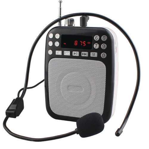 Supersonic Bluetooth Portable PA System in Black