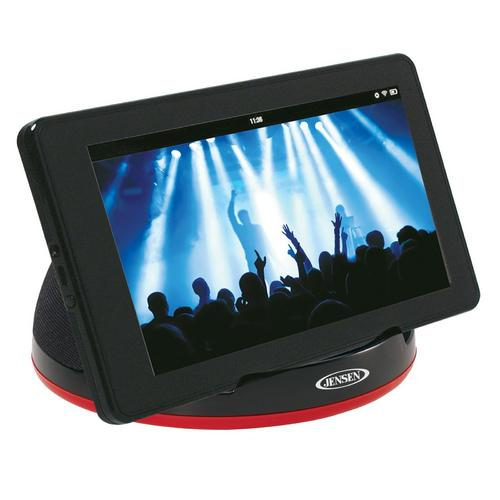 Jensen Stereo Speaker System for Tablets E-readers and Smartphones