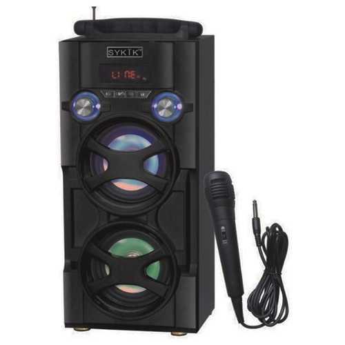 Sykik Bluetooth Karaoke, PA System Tower Speaker
