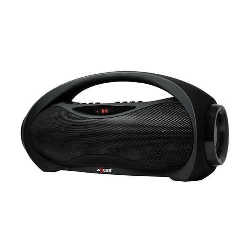 Axess Bluetooth Media Speaker in Black