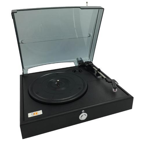 QFX 3 Speed Vinyl Turntable