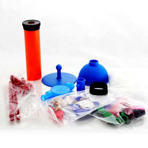 Kids Tech Balloon Blast Science Kit