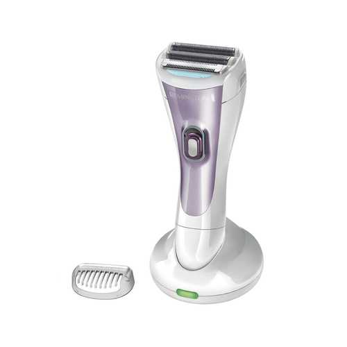 Remington Smooth and Silky Womens Rechargeable Shaver