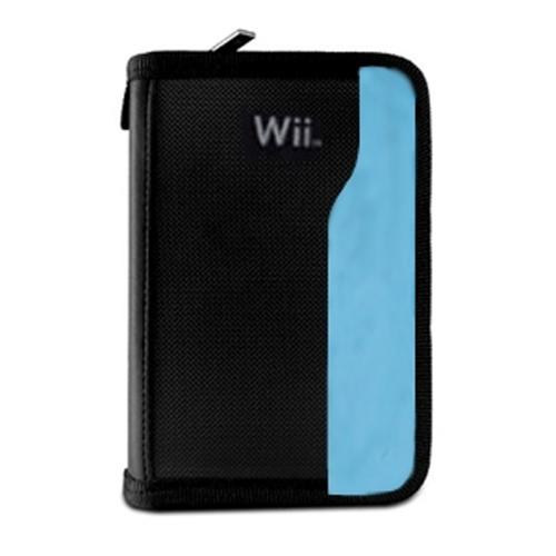 Wii Game Case Folio