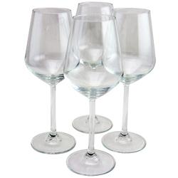 Pasabahce Allegra 4 Piece 11.75 oz White Wine Glass Set