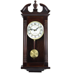 """Bedford Clock Collection 27.5"""" Wall Clock"""