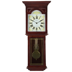 Bedford Clock Collection Redwood 23