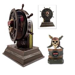 Disneys Pirates of the Carabbean DVD Player and Alarm Clock Bundle