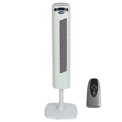 """40"""" Pedestal Tower Fan with Remote Control & LED"""