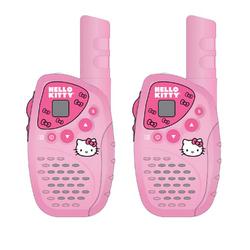 Hello Kitty Mini FRS 2 Piece Walkie Talkie Set