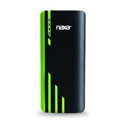 Naxa CANTEEN 10000 Portable Power Pack- Green