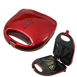 Brentwood Sandwhich Maker-Red