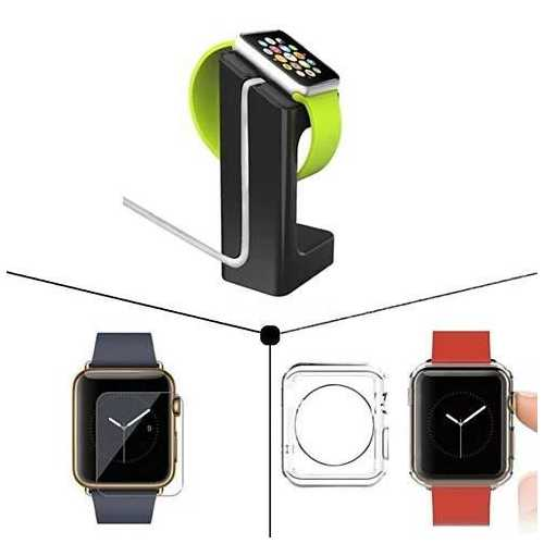 iWatch Charging Dock and Protection Bundle