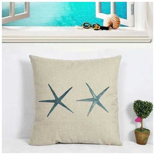 COASTAL CHARM Cushion Covers
