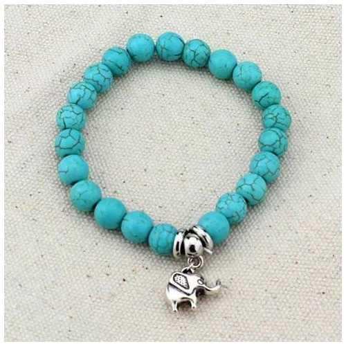 Turquoise TALISMAN Charms Bracelets