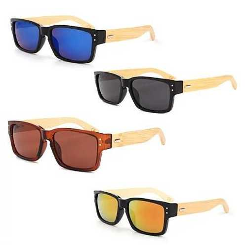 WANDERLUST SUNGLASSES ECO Friendly Made from Bamboo Wood And Recycled Plastic Material