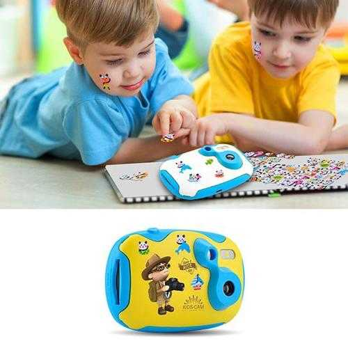 So Smart Lilliput Toy Camera