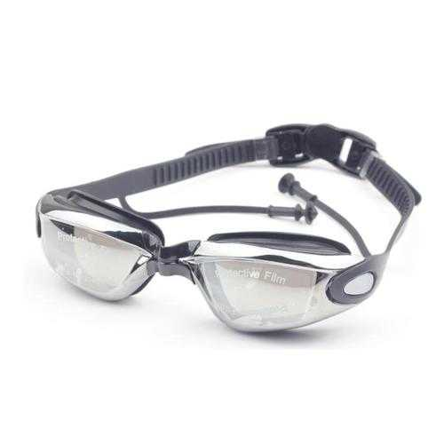 Go Go Goggles Swimming Glasses With Ear Plugs