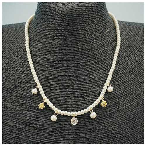 CHARMING PEARLS Privilege Necklace