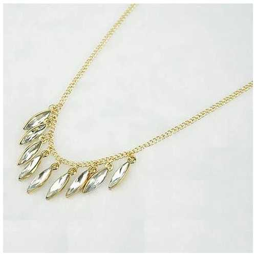 Marla Marquis Crystal Necklace