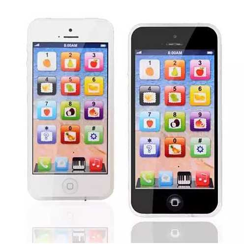 So Smart Toy Phone With 8 Fun And Learning Functions