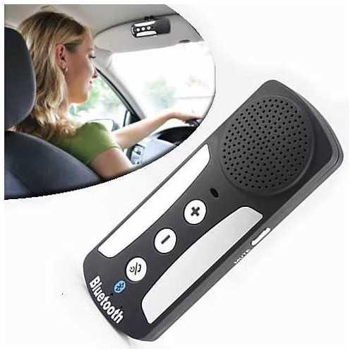 Talk Talk Talk HandsFree Bluetooth Multipoint Car SpeakerPhone